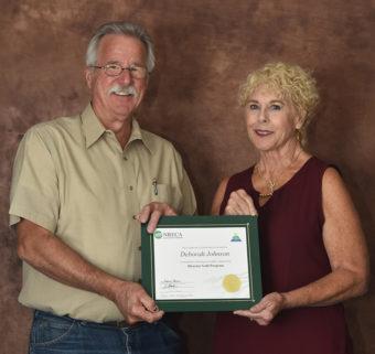 Joe Anderson and Deborah Johnson