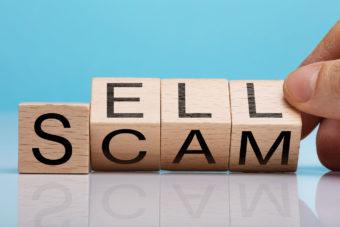 sell scam blocks