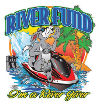 river fund I'm a giver logo
